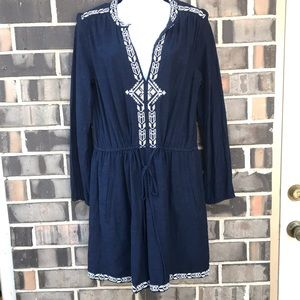 Gap   embroidered dress